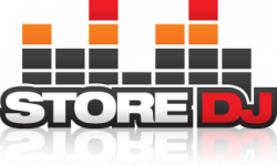 Store DJ logo