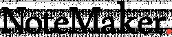 NoteMaker logo