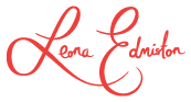 Leona Edmiston logo
